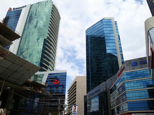 Bancos de Panamá registran grandes utilidades
