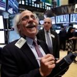 Bolsa de Nueva York cierra con fuertes ganancias el 2014