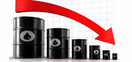 Cae el precio del petroleo