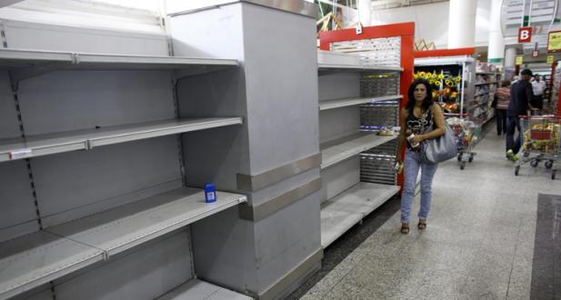 Hay escasez de un 25% de productos básicos