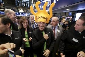 GoDaddy debuta con éxito en Wall Street