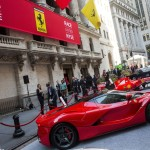 Las acciones de Ferrari debutan con éxito en la Bolsa de Nueva York