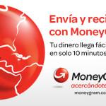 Enviar Dinero con MoneyGram